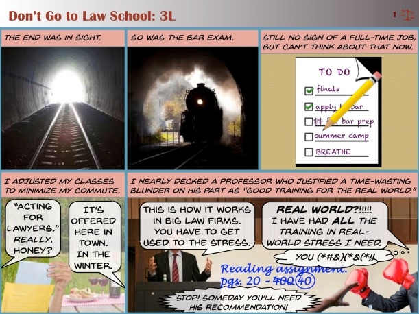 3L don't go to law school, p1