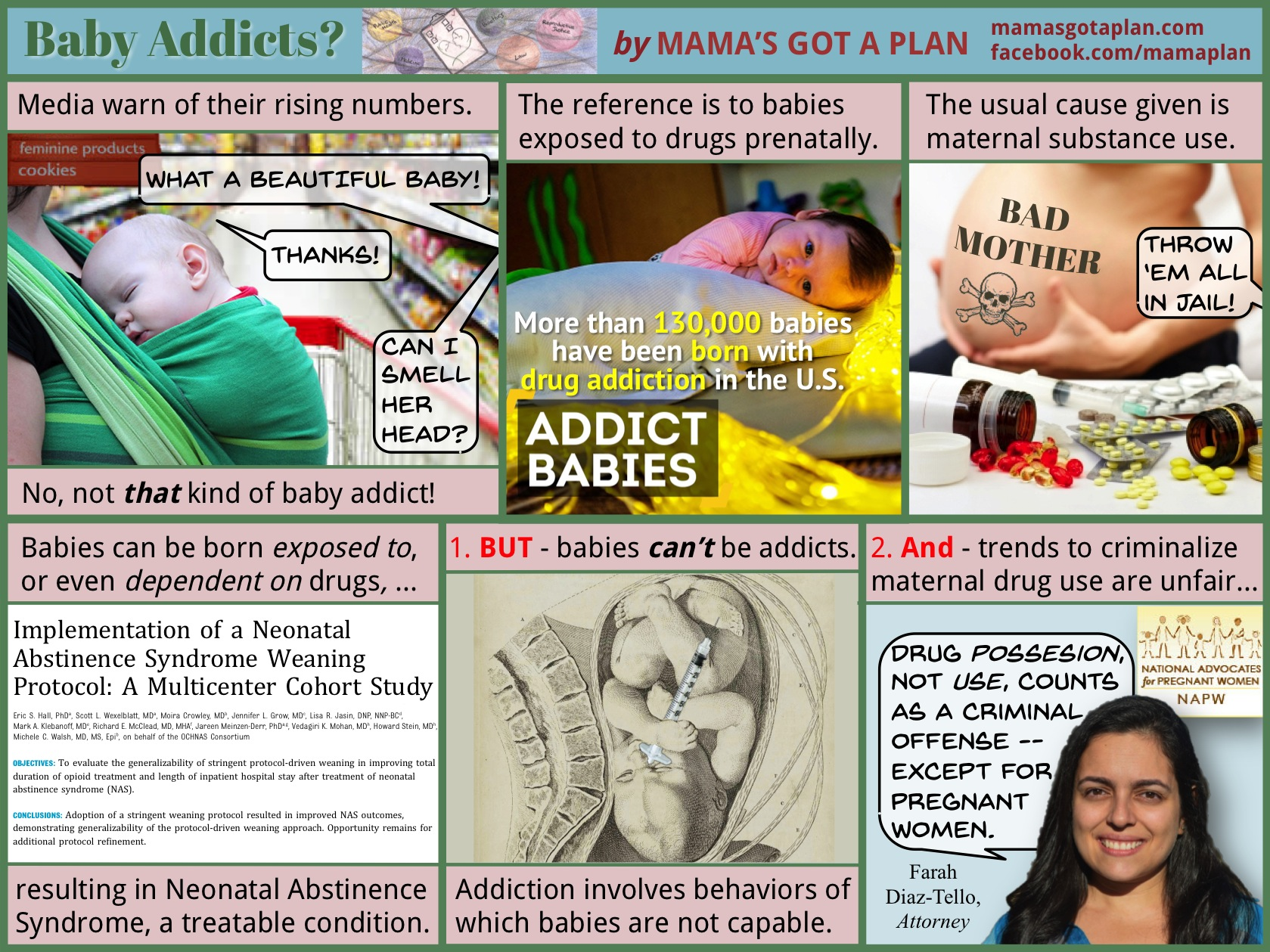 baby addicts, p1